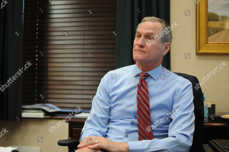 South Dakota Gov. Dennis Daugaard describes his priorities for the rest of his term at the state Capitol in Pierre, S.D. Daugaard's aiming to tackle issues ranging from rising methamphetamine use to the solvency of the state retirement system