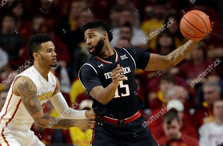 Aaron Ross, Nick Weiler-Babb Texas Tech forward Aaron Ross, right, catches a pass in front of Iowa State guard Nick Weiler-Babb, left, during the second half of an NCAA college basketball game, in Ames, Iowa. Iowa State won 63-56