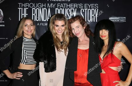 Stock Picture of Rachel McCord, Tanna Frederick, Bai Ling