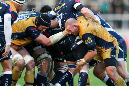 Rob Hawkins of Bristol Rugby in action