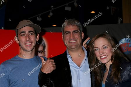 Editorial image of Taylor Hicks Handprint Ceremony at Planet Hollywood in Times Square, New York, America - 06 Jun 2008