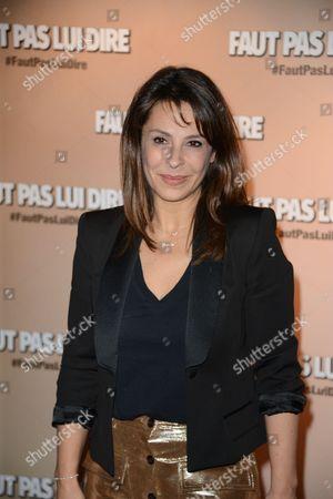 Stock Picture of Tania Garbarski