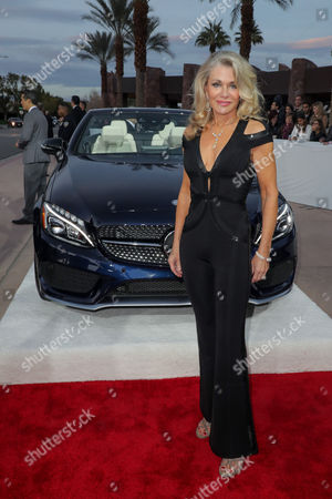 Editorial picture of Mercedes-Benz Arrivals at The Palm Springs International Film Festival Gala, USA - 02 Jan 2017