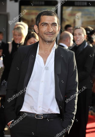 Egyptian Actor Amr Waked Attends the European Premiere of 'Salmon Fishing in the Yemen' in London Britain 10 April 2012 the Movie Will Be Released in Cinemas Across Britain on 20 April United Kingdom London