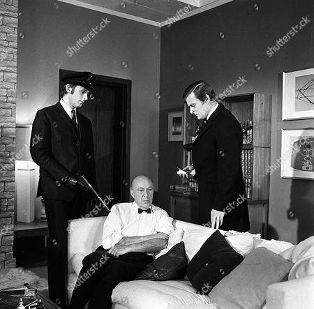 'Department S'  - 'Black Out' -  David Sumner, Richard Caldicot and  Neil Hallett