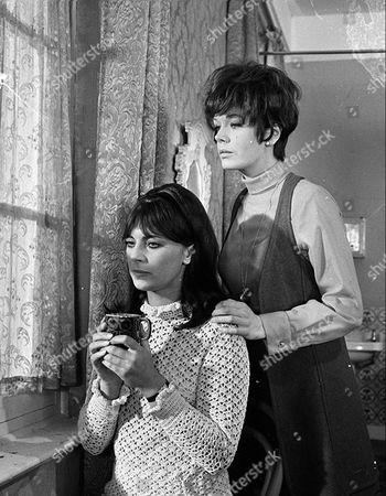 'Department S' - 'Les Fleurs Du Mal' - Joanna Marie Jones and Rosemary Nicols