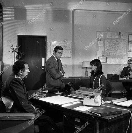 'Department S' - 'Les Fleurs Du Mal' - Joel Fabiani, Joanna Marie Jones