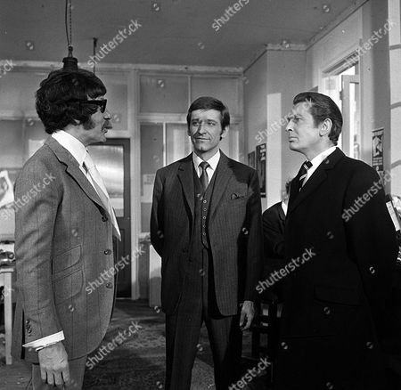 'Department S' - 'The Shift That Never Was' - - Peter Wyngarde, Joel Fabiani, Eric Lander