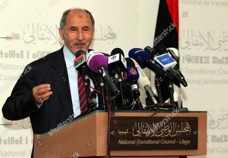 Editorial image of Libya Government - May 2012