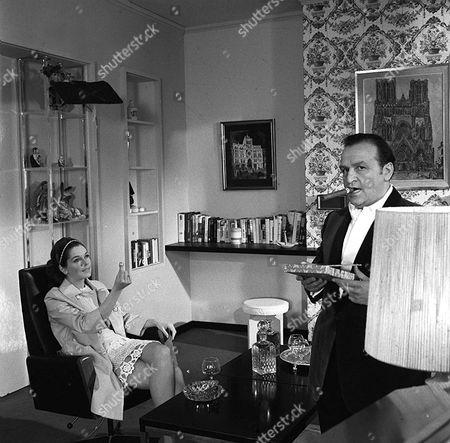 'Department S' - Dead Men Die Twice - TV - 1969 - Rosemary Nicols, Steve Plytas