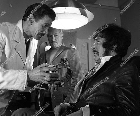 'Department S' - A Ticket to Nowhere - TV - 1969 - Michael Gwynn, Alan Wheatley, Peter Wyngarde