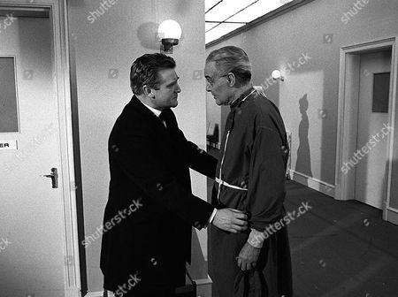 'Department S' - The Ghost of Mary Burnham - TV - 1969 - Donald Houston, Anthony Nicholls