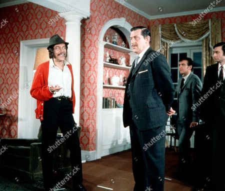 'Department S' - The Man From X - TV - 1969 - Peter Wyngarde, Duncan Lamont, Tony Selby, Stanley Lebor
