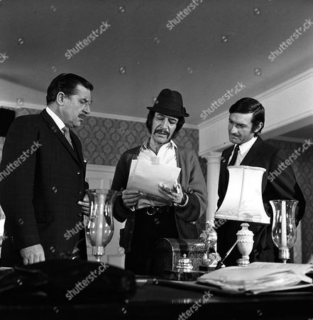 'Department S' - The Man From X - TV - 1969 - Duncan Lamont, Peter Wyngarde, Stanley Lebor