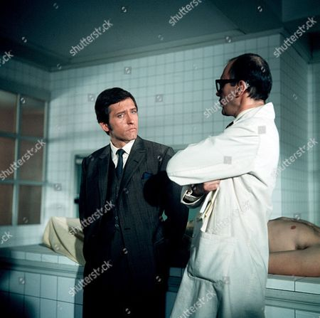 'Department S' TV - 1970 - Spencer Bodily Is Sixty Years Old - Joel Fabiani, Garfield Morgan