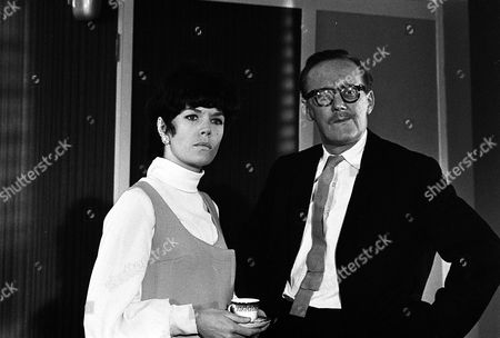 'Department S' - TV - A Small War of Nerves - 1970 - Rosemary Nicols, Colin Gordon