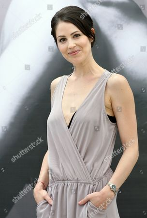 Us Actress Michelle Borth Cast Member of the Tv Series 'Hawaii Five-0 ' Poses During a Photocall at the Monte Carlo Television Festival in Monaco 13 June 2012 Monaco Monte Carlo