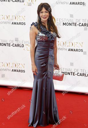 Editorial picture of Monaco Television Festival - Jun 2012