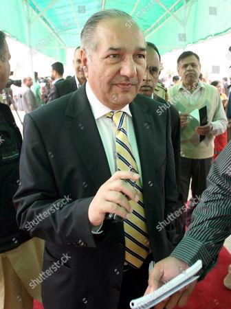 Editorial photo of Pakistan Parliament Usa Relations - Mar 2012