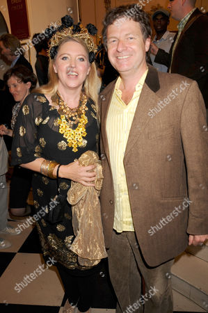 Stock Photo of Katherine Boorman and husband