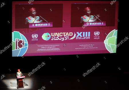 Editorial picture of Qatar Unctad13 - Apr 2012