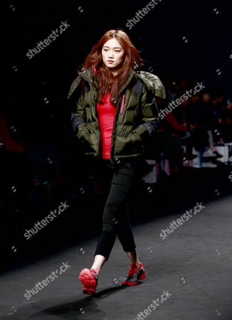 Editorial picture of South Korea Seoul Fashion Week - Apr 2012