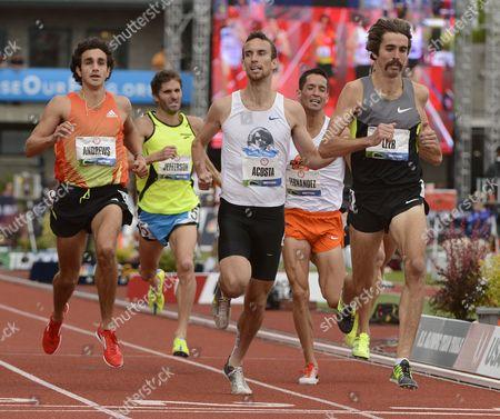 Editorial image of Usa Athletics 2012 Olympic Trials - Jun 2012