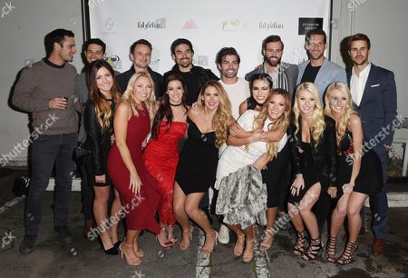 Editorial photo of 'The Bachelor' season premiere party, Los Angeles, USA - 02 Jan 2017