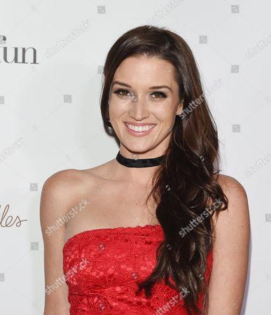 Stock Photo of Jade Roper