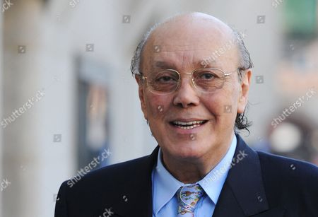 Former Business Tycoon Asil Nadir Arrives at the Old Bailey in London Britain 25 May 2012 Nadir is on Trial at the Old Bailey Accused of Stealing Some 40 Billion Euros From His Polly Peck Business Between 1987 and 1990 the Trial Continues United Kingdom London