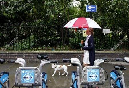 Editorial photo of Britain Barclays - Jul 2012