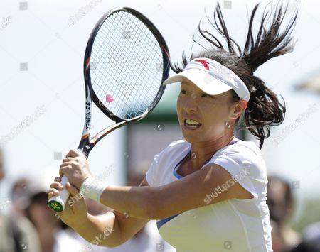 Editorial photo of Britain Tennis Wimbledon 2012 Grand Slam - Jun 2012