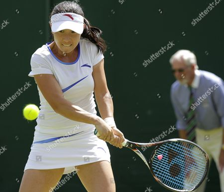 Editorial picture of Britain Tennis Wimbledon 2012 Grand Slam - Jun 2012