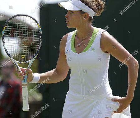 Editorial image of Britain Tennis Wimbledon 2012 Grand Slam - Jun 2012