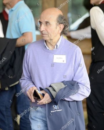 Joel Klein Ceo Education Division News Corporation Arrives For Day One of the Allen & Company's 30th Annual Media and Technology Conference in Sun Valley Idaho Usa 10 July 2012 United States Sun Valley