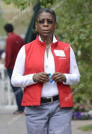 Ursula Burns Xerox Ceo During Day Two of the Allen & Company's 30th Annual Media and Technology Conference in Sun Valley Idaho Usa 11 July 2012 the Event Brings Together the Leaders of the Worlds of Media Technology Sports Industry and Politics United States Sun Valley