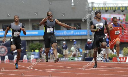 Editorial image of Usa Athletics 2012 Olympic Trials - Jun 2012