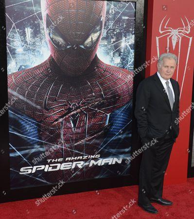Editorial image of Usa Cinema the Amazing Spider - man Premiere - Jun 2012