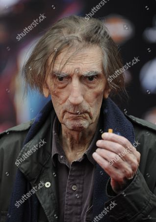 Us Actor Harry Dean Stanton Arrives For the Avengers Premiere in Hollywood California Usa 11 April 2012 United States Hollywood