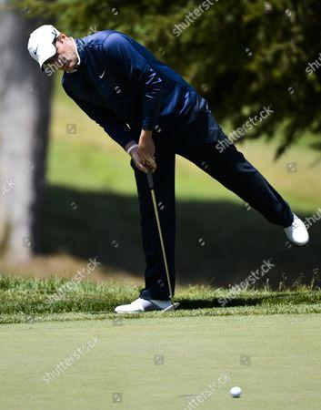 Editorial photo of Usa Golf Us Open San Francisco 2012 - Jun 2012