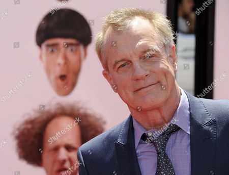 Us Actor and Cast Member Stephen Collins Arrives For the World Premiere of 'The Three Stooges' at Grauman's Chinese Theatre in Hollywood California Usa 07 April 2012 the Film is Based on the Us Television Characters Moe Larry and Curly who Were Known For Their Pranks and Slapstick Comedy United States Hollywood