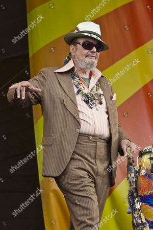 Editorial photo of Usa New Orleans Jazz & Heritage Festival - Apr 2012