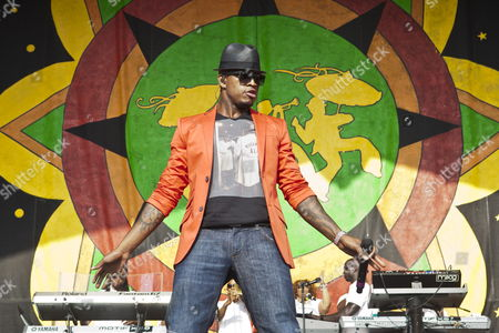 Us Rhythm and Blues Singer-songwriter Shaffer Smith Aka Ne-yo Performs on the Congo Square Stage at the New Orleans Jazz and Heritage Festival at the New Orleans Fair Grounds Race Course in New Orleans Louisiana Usa 05 May 2012 the New Orleans Jazz and Heritage Festival Celebrates It's 43rd Anniversary This Year with 12 Different Stages in an Annual 10-day Cultural Celebration That Encompasses Every Style of Music Associated with the City of New Orleans That Includes Jazz Gospel Cajun Zydeco Blues Rhythm and Blues Rock Funk African Latin Caribbean Folk and Much More in Addition to Local Cuisine Culture Arts and Crafts United States New Orleans