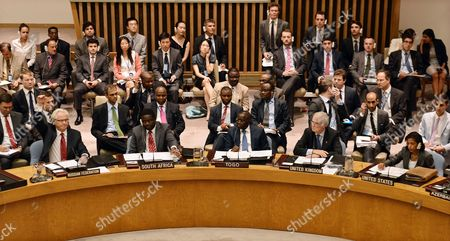 Editorial picture of Usa United Nations Syria - Jul 2012