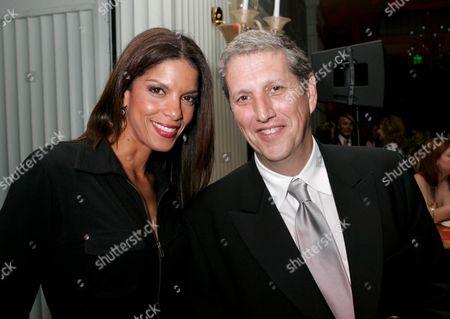 Tanya Hutchenson, President MTV Networks Doug Herzog