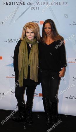 Editorial picture of France Alpe D Huez Film Festival 2011 - Jan 2011