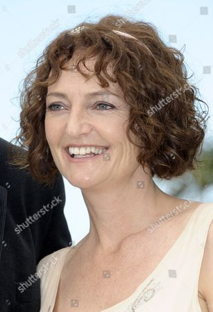 Actress Michelle Scott Poses During the Photocall For 'Skoonheid' at the 64th Cannes Film Festival in Cannes France 17 May 2011 the Movie by South African Director Oliver Hermanus is Presented in the 'Un Certain Regard' Section of the Film Festival Running From 11 to 22 May France Cannes