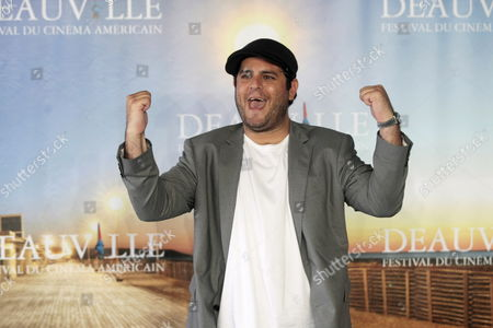 Us Director Kevin Asch Poses During the Photocall For the Movie 'Holy Rollers' at the 36th Annual Deauville American Film Festival in Deauville France 08 September 2010 the Movie is Presented in the Official Competition at the Festival Running From 03 to 12 September France Deauville