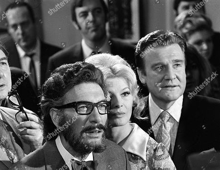 'Jason King'  - 'A Deadly Line in Digits' - Peter Wyngarde and Donald Houston