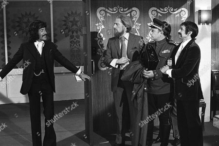 'Jason King'  - 'To Russia with Panache' - Peter Wyngarde and Tutte Lemkow